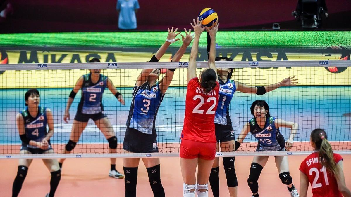 為備戰2019年東京奧運會,中國女排被要求參加以「毛澤東制勝心法」為主題的質素教育講座。示意圖(ISAAC LAWRENCE/AFP/Getty Images)
