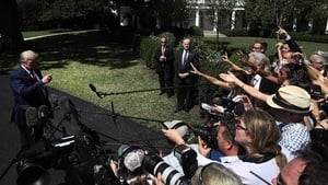 特朗普揭媒體歪報「天選之人」 批假新聞不可信