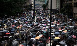 對港策略轉變?央視「暴動」新聞消失改稱香港「朋友」