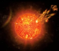 NASA首次觀測到星際衝擊波
