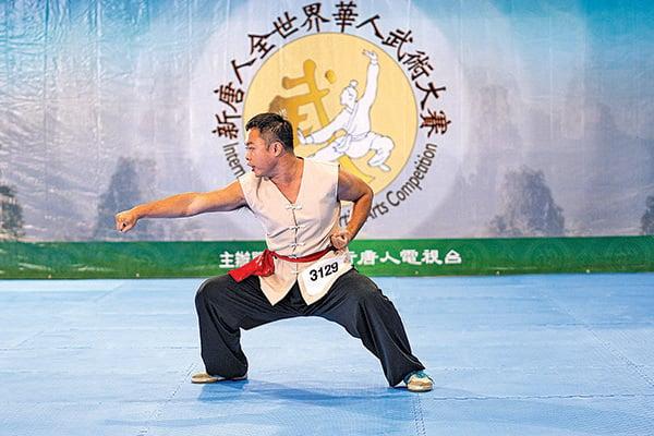 南拳銅獎獲得者:通過習武獲得從外到內的變化