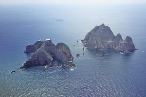 日韓關係再生波 南韓獨島軍演