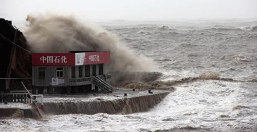 中石化業績顯示,公司淨利同比下降24.7%。(Getty Images)