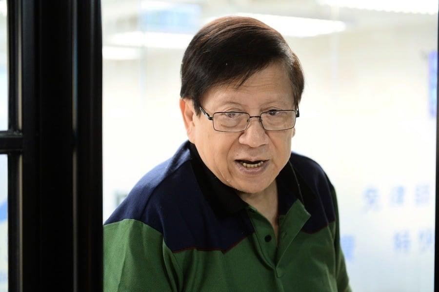 蕭若元提醒: 小心投資 減少損失