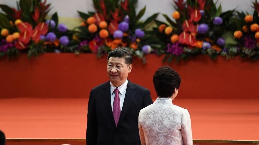 香港局勢惡化傷及大陸 德智囊:林鄭下台也晚了