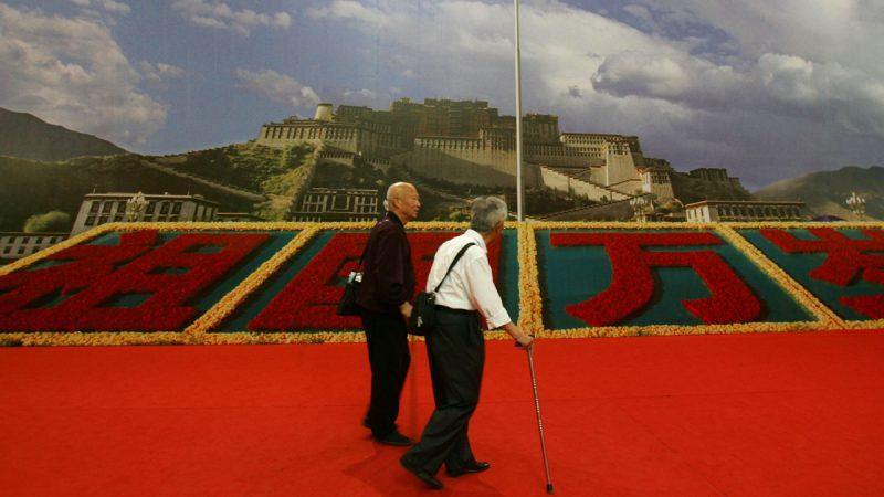 近日,中共商務部官員宣稱,貿易戰打到現在,對中共來說「到了最舒服的階段」。此言一出,引發一片嘲諷。示意圖(China Photos/Getty Images)