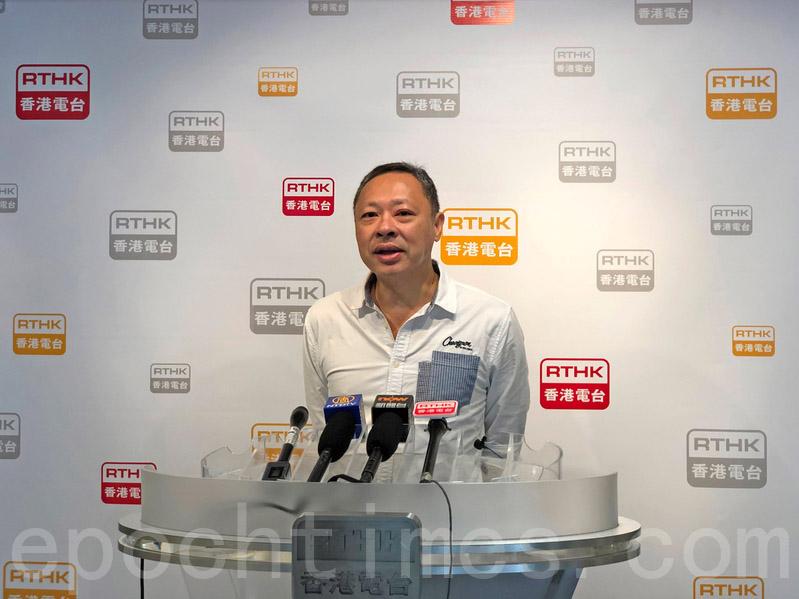 戴耀廷:政府不回應促抗爭升級 勇武派會獲更多包容