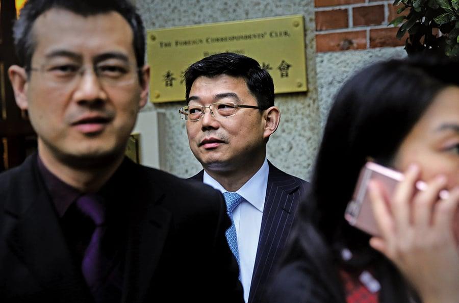 在香港搞社會主義會是甚麼結果?中聯辦說漏嘴:是滅頂之災