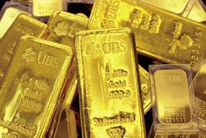 七月份 香港流入內陸黃金減少42%