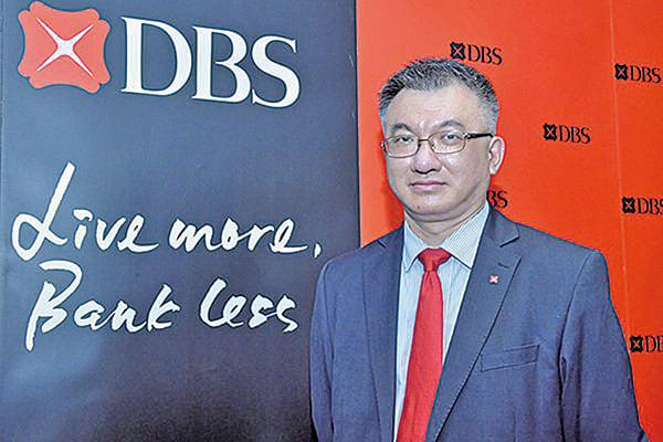 星展香港房地產業分析師丘卓文預期,由於年初至今樓價累升約8%,因此全年樓價升幅將收窄至5%。(郭威利/大紀元)