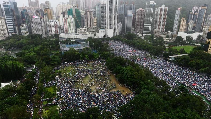 民陣831集會遊行獲發反對通知書