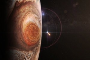 NASA朱諾號成功進入木星軌道 你不知道的三個事實
