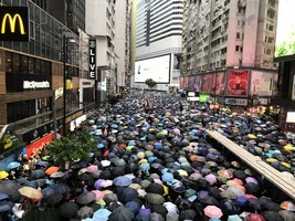 香港大紀元總主筆臧山:香港未來只有兩個結果