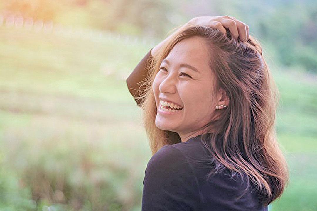 笑是天然的解藥。(Shutterstock)