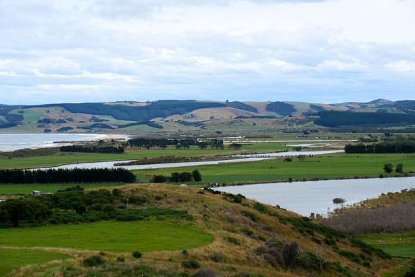 圖為新西蘭南島小鎮凱坦加塔(Kaitangata)。(維基百科By Andrewrutherford)