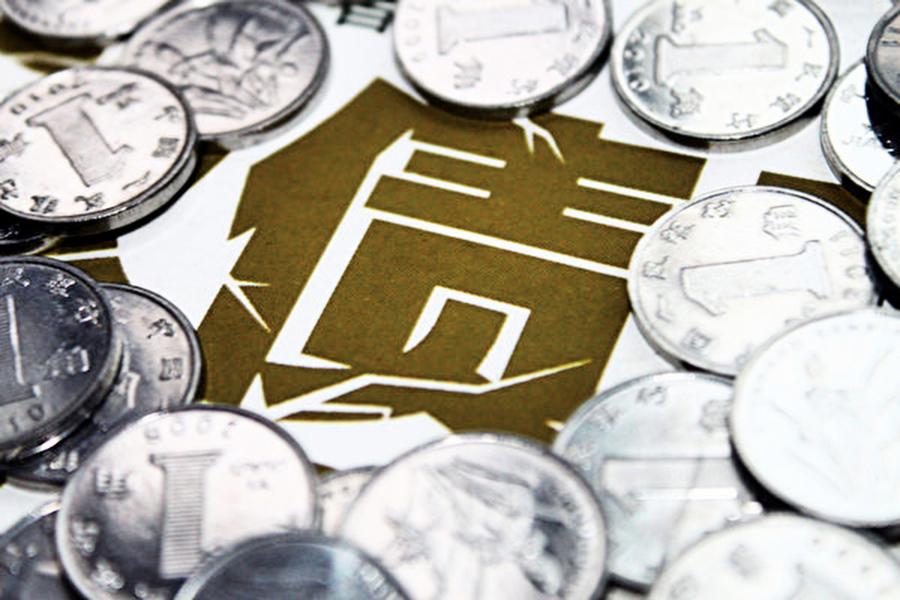 陸債務占比升至249.5% 創最高紀錄