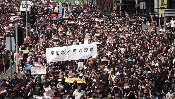 暴力鎮壓反送中 香港安全排名跌至20名