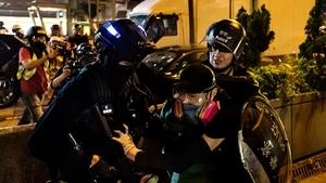 反送中要角接連被捕 林鄭:抓到沒人示威為止