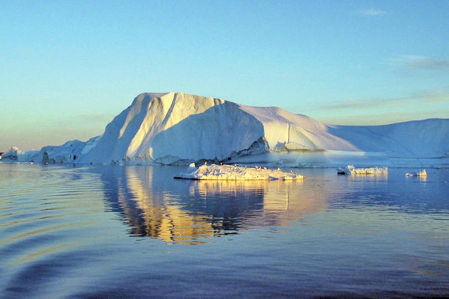 NASA格陵蘭放探測器調查海洋影響融冰