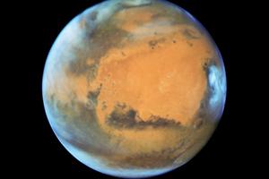新發現:火星上既溫暖又潮濕