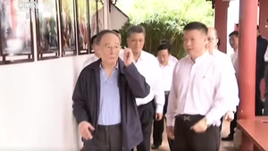香港局勢幾近失控 黨媒報王岐山廣東調研