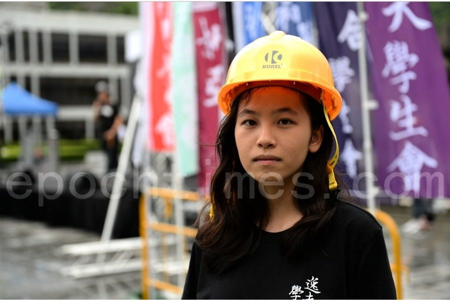 學生會長:被孩子為香港未來犧牲自我而感動