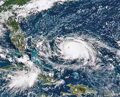 颶風多利安登陸 特朗普FEMA應對