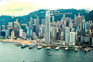專家分析 香港國際金融中心地位上海深圳無法取代