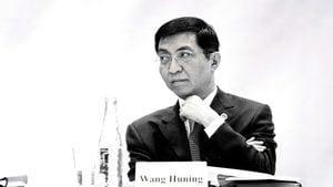 傳王滬寧「下令」黨媒記者入港 充當國安耳目