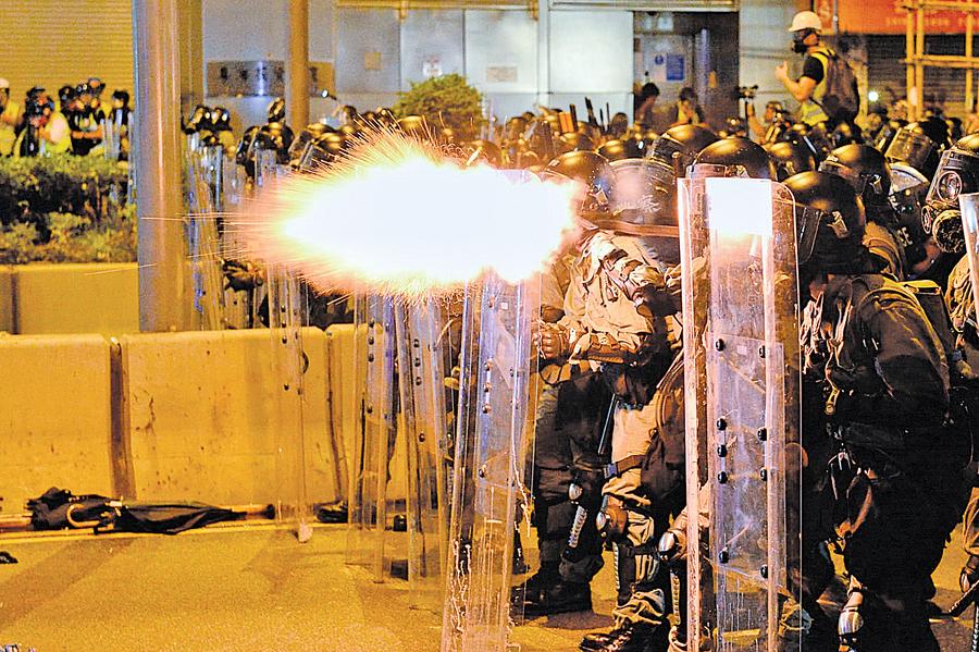 香港局勢向自由社會發出重大警訊