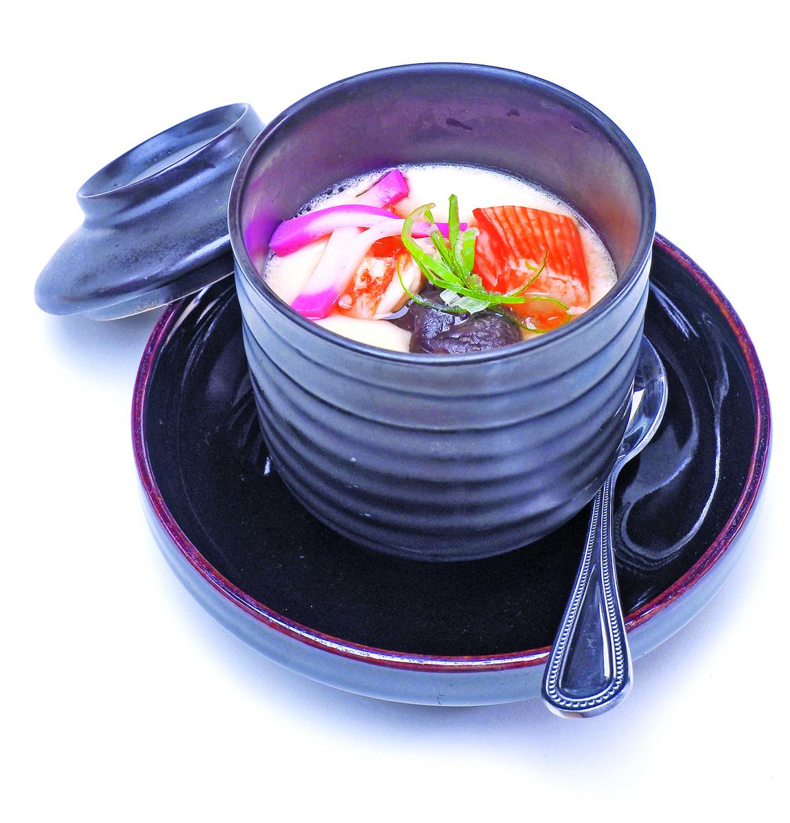清爽純淨的日式高湯,適合製作茶碗蒸。