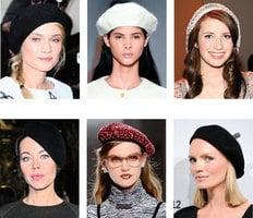 一頂貝雷帽 讓妳成為時尚潮人
