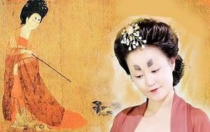 《恨妝成》——一首描繪化妝步驟的唐詩