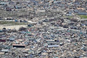 颶風多利安釀20死 巴哈馬災情慘重