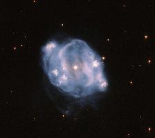 NASA拍到恆星即將「壽終正寢」