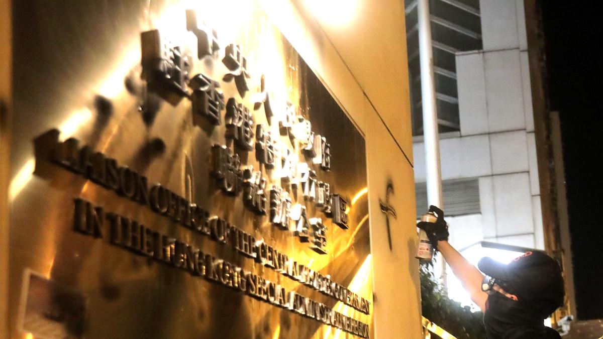 有消息說中聯辦主任王志民,將在10月份的中共四中全會之後會被調職。(合成圖片)