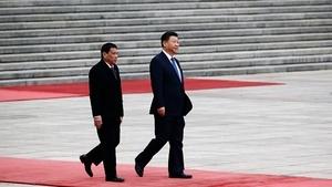 習近平說悄悄話 杜特爾特:他因香港而煩躁