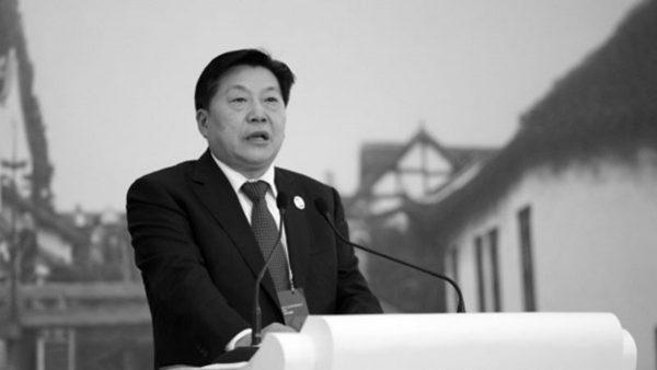 有時評人分析說,以「甘願為黨叼飛盤」而出名的胡錫進,遲早會是前中宣部長魯煒的下場。(Getty Images)