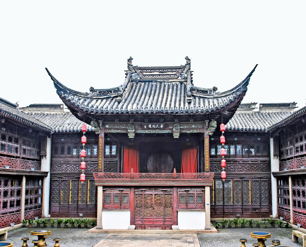 從南宋到明、清掀起的好幾波造園熱潮,讓蘇州「香山幫」工匠舉國矚目。(Fotolia)