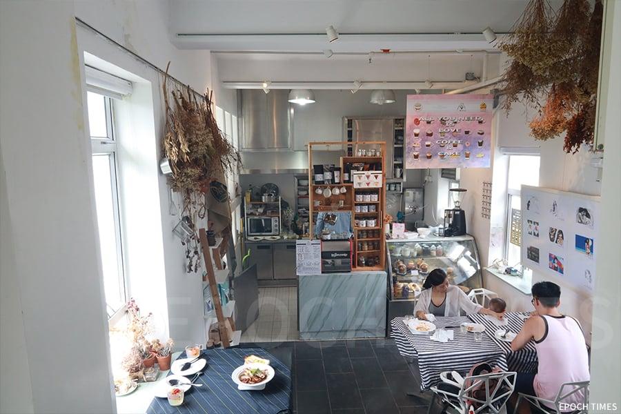 Kitchen Madlic主要經營私房菜和舉辦美食及咖啡相關活動。(陳仲明/大紀元)