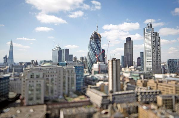 英樓市持續疲弱 八月房價比去年微升0.6%