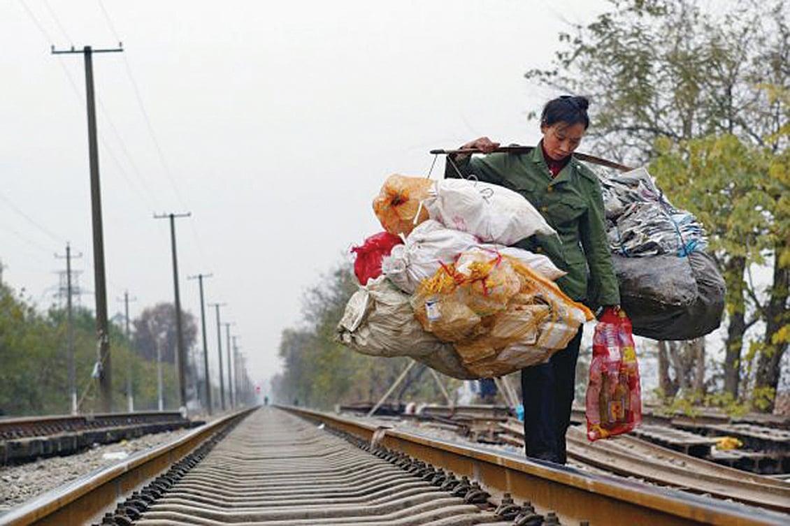 中共面對經濟內外夾擊,降準以救經濟,但有分析認為,此舉不會奏效。圖為資料照。(Getty Images)
