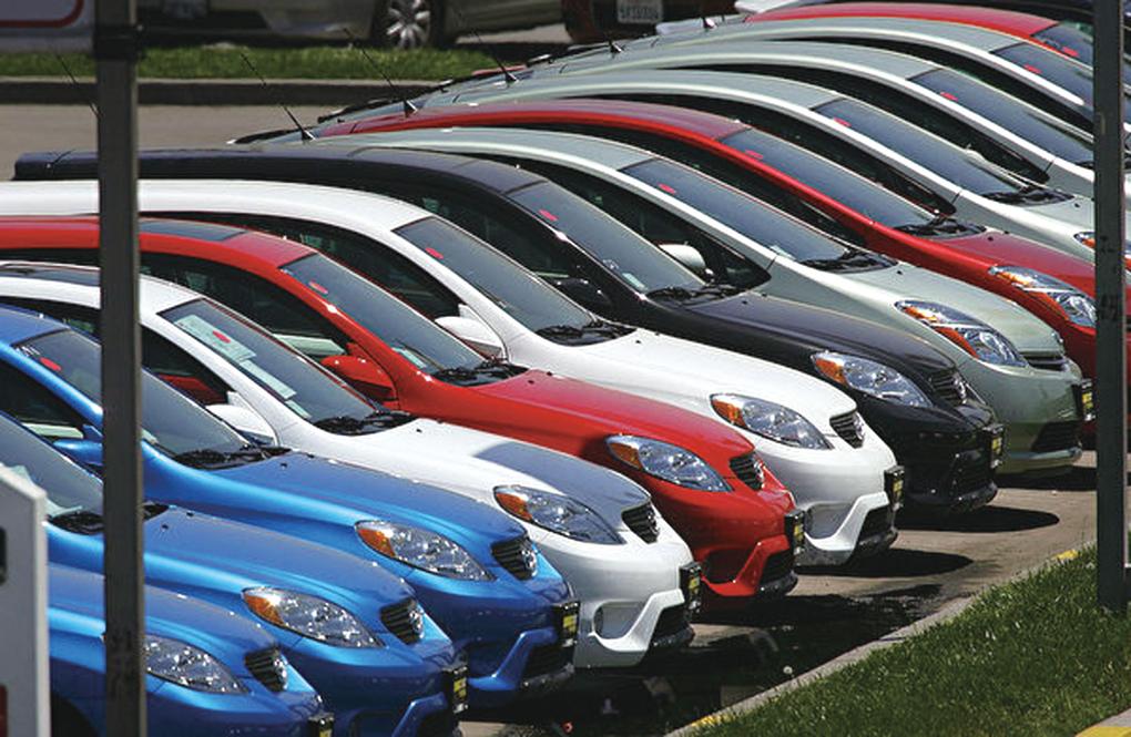 數據顯示,7月狹義乘用車銷量與上月環比下降15.9%,與去年同比下降5%。前7個月累計銷量同比下降8.8%。(Getty Images)