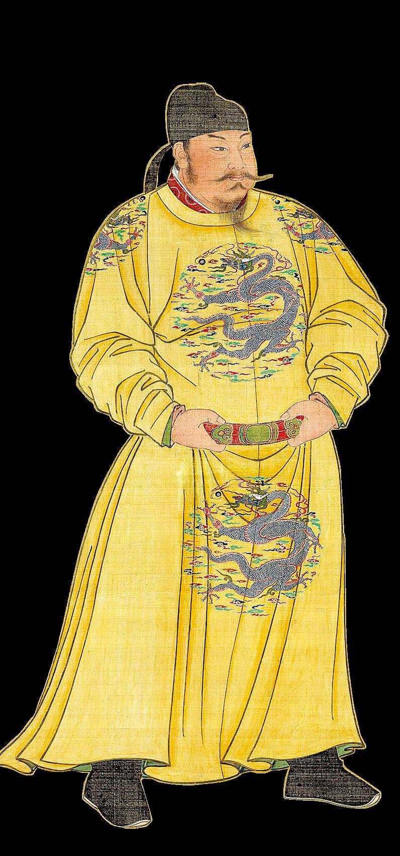 唐太宗。(公有領域)