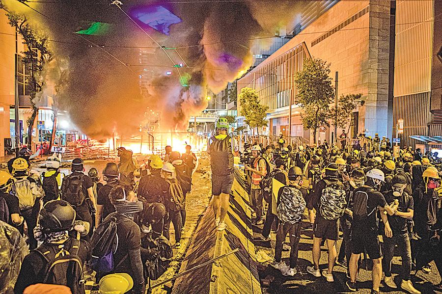 香港風雲生變 「反送中」如何贏得勝利