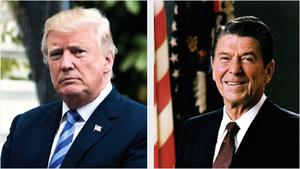 策略驚人相似 特朗普對付中共和列根解體蘇聯