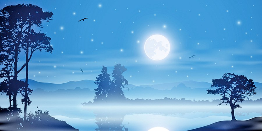 古詩詞中的明月 銀波千頃照神州(下)