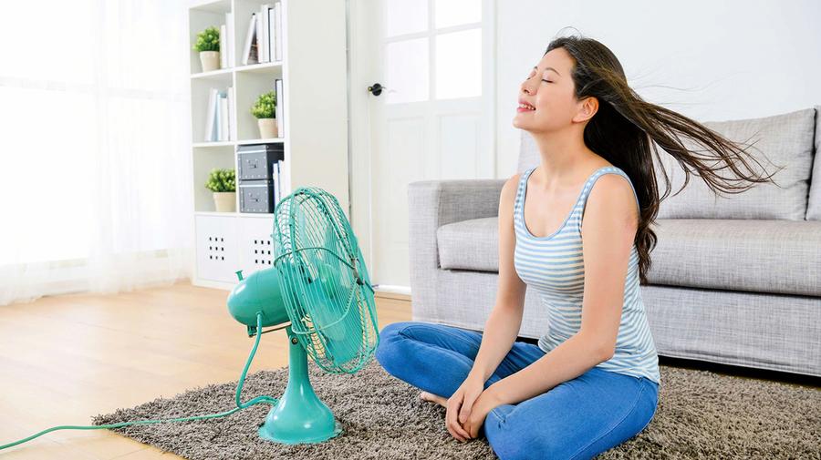 吹冷氣吃冰當心中陰暑 四個錯誤行為要避免