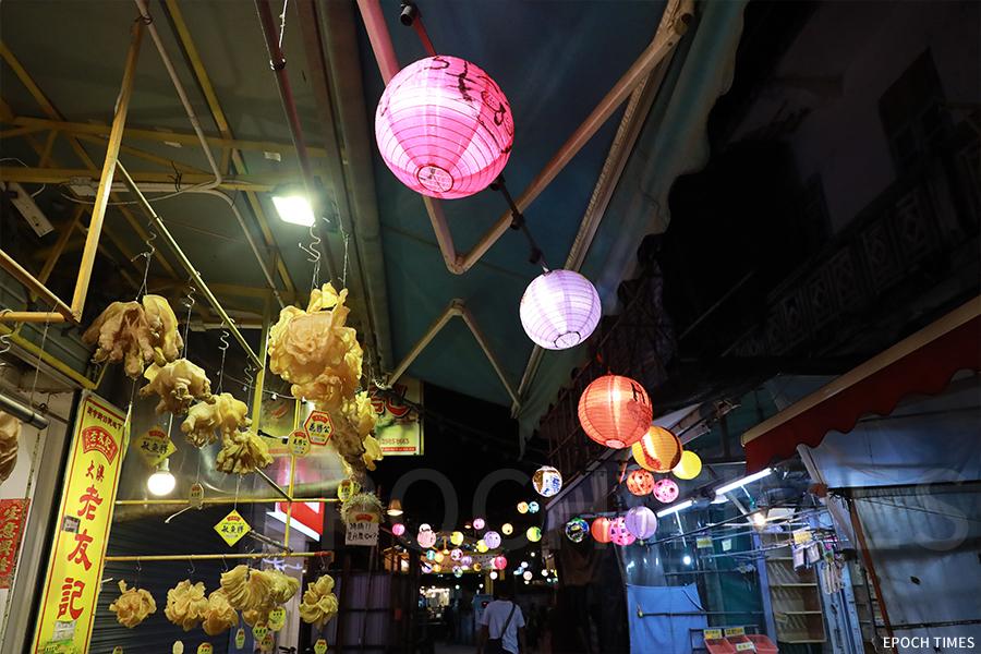 大澳是一個美麗的社區,保存香港獨特的漁村特色,主辦單位也希望能透過今次的大澳水鄉花燈節能夠繼續向市民傳遞正能量,將希望的光芒帶出市區。(陳仲明/大紀元)