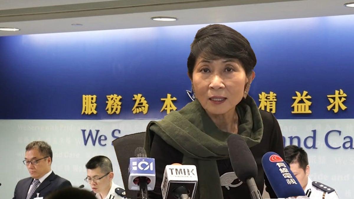 立法會議員毛孟靜11日下午召開記者會,詳細講述所取得有關消防831晚於太子站的行動紀錄內部文件。(合成圖片)